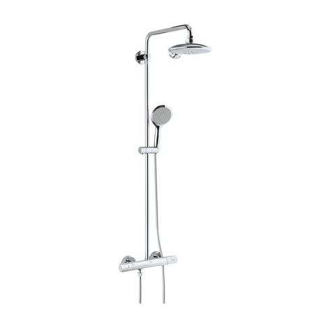 Grohe Euphoria shower system Power&Soul 190 - 26186000