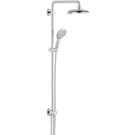 Grohe Euphoria shower system Power&Soul 190 with conversion - 27911000