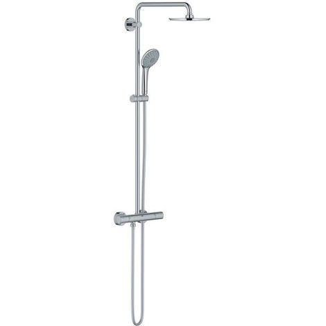 Grohe Euphoria shower system with Cosmopolitan 210 metal shower head - 27964000
