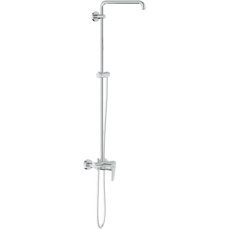 Grohe Euphoria Shower system with single lever mixer for wall mounting (26240000)
