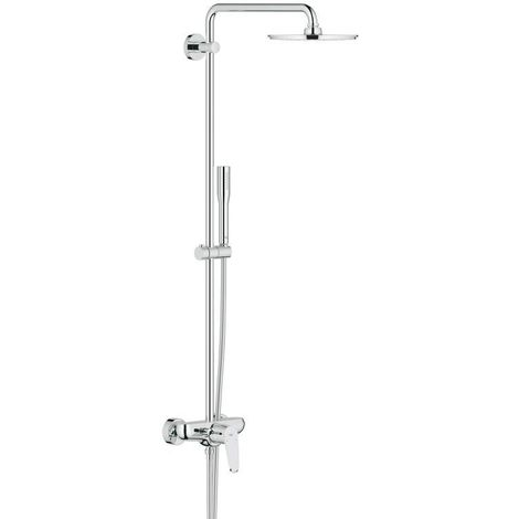 Grohe EUPHORIA XXL EURODISC COSMOPOLITAN SYSTEM 210 - Colonne de douche avec mitigeur monocommande (23058003)