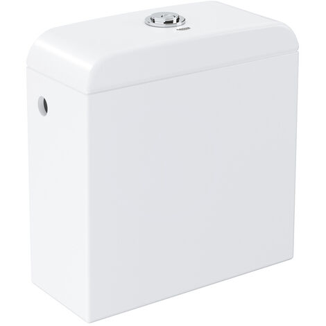 Grohe Euro Ceramic Exposed flushing cistern, Alpine White (39333000)