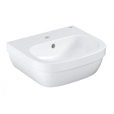 Grohe Euro Ceramic Lave-mains 45 cm, blanc alpin (39324000)