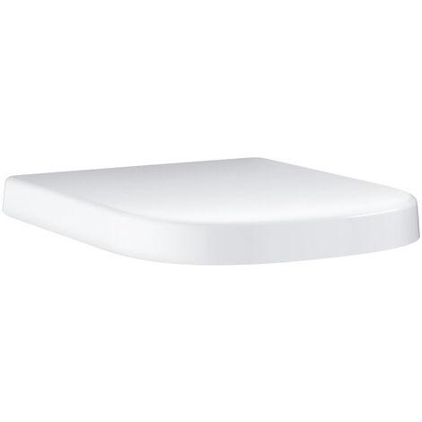 Grohe Euro Ceramic Siège abattant WC, blanc alpin (39330001)