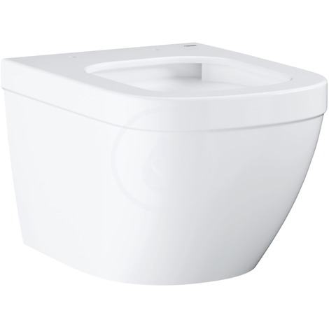 Grohe Euro Ceramic Wall hung compact WC with PureGuard, Alpine White (3920600H)