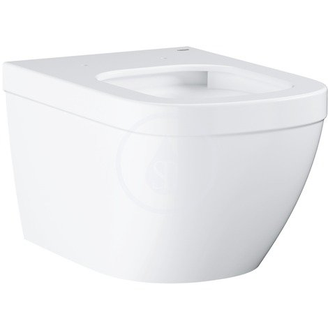 Grohe Euro Ceramic Wall hung WC with PureGuard, Alpine White (3932800H)