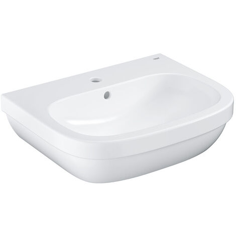 Grohe Euro Ceramic wash basin 60, alpine white