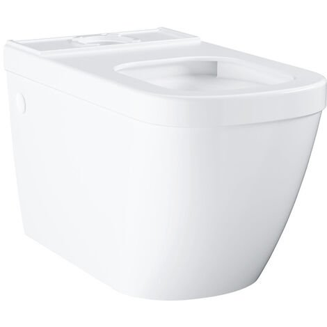Grohe EuroCeramic Floor standing WC for close coupled combination, Alpine white (39338000)