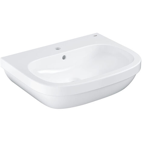 Grohe EuroCeramic Wash basin 65 with PureGuard, Alpine White (3932300H)