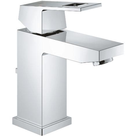 Grohe Eurocube Mezclador monomando para lavabo Tamaño S 2312700E | Cromato