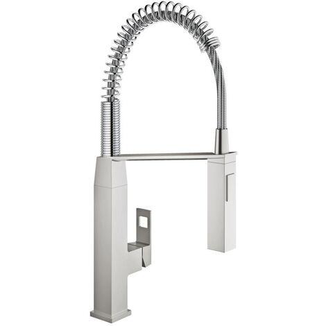 "Grohe Eurocube Single-lever sink mixer 1/2"""