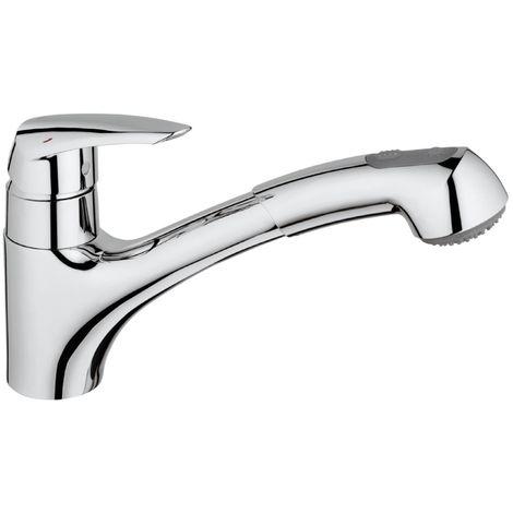 "Grohe Eurodisc Single-lever sink mixer 1/2"" (32257001)"