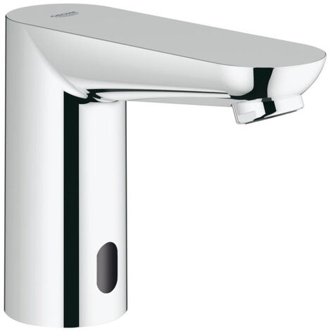 Grohe Euroeco Cosmopolitan E Infra-red electronic basin tap