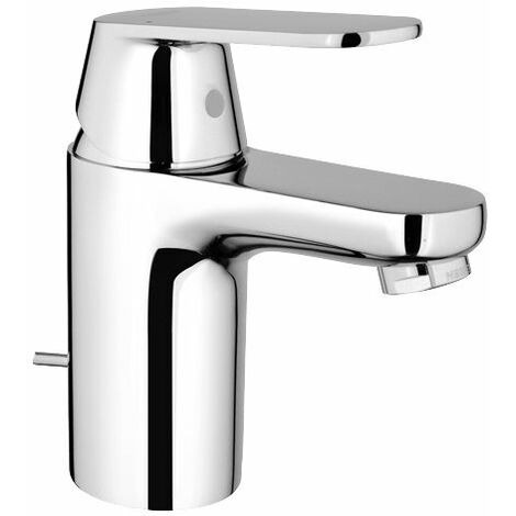 Grohe Eurosmart Cosmopolitan Basin Mixer & Pop Up Waste