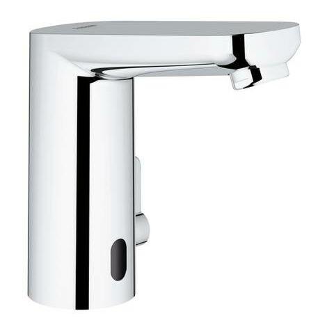 Grohe Eurosmart Cosmopolitan E Mitigeur lavabo infrarouge 1/2″ avec limiteur de température ajustable, chromé (36327001)