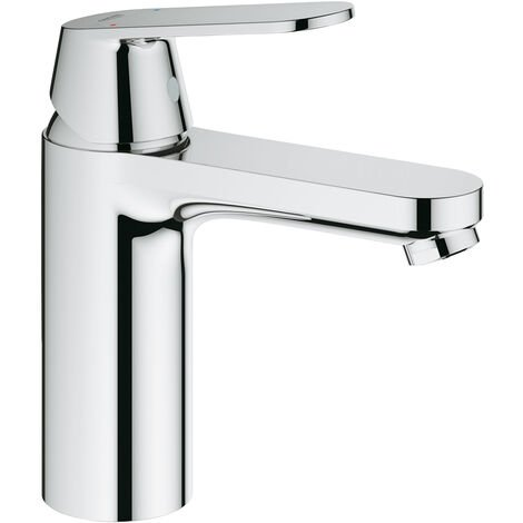 Grohe Eurosmart Cosmopolitan Mezclador monomando para lavabo, tamaño M sin residuos, EcoJoy - 23327000