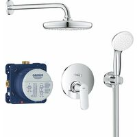 Grohe Eurosmart Cosmopolitan Perfect Shower Set Tempesta (25219001)