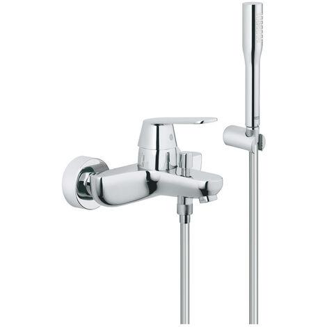 Grohe Eurosmart Cosmopolitan Wall Mounted Bath Shower Mixer Tap