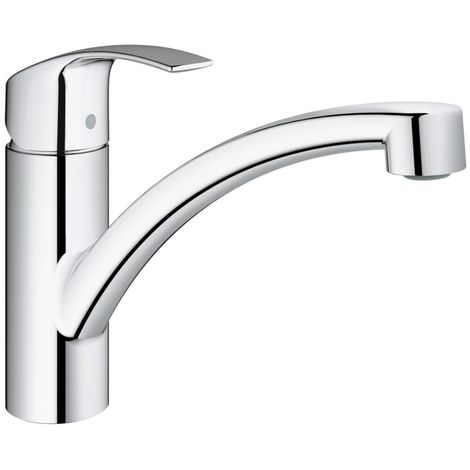 Grohe Eurosmart Low Spout Sink Mixer