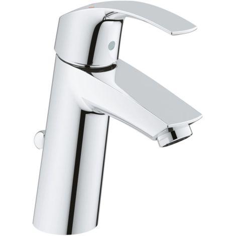 """Grohe Eurosmart Mezclador Monomando de lavabo 1/2"""" Tamaño M 23322001   cromado brillante"""