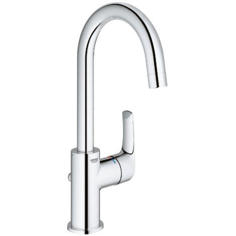 Grohe Eurosmart Mezclador Monomando de lavabo de 1/2″ Tamaño L 23537002 | Cromato