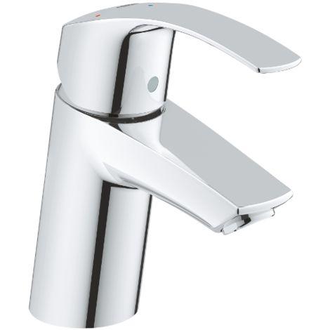 Grohe Eurosmart Mezclador monomando para lavabo Tamaño S 3215400 | Cromado