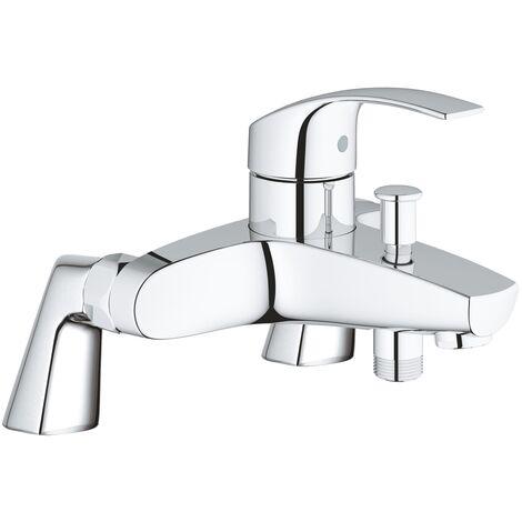 "main image of ""Grohe EUROSMART NEW - Single lever bath/shower mixer (33303002)"""