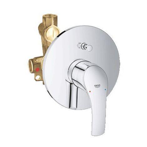 Grohe Eurosmart Single-lever bath/shower mixer (33305002)