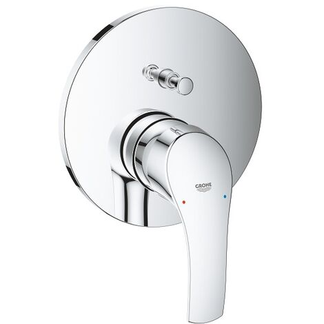 """main image of """"Grohe Eurosmart Single lever Mixer with 2-way Diverter (24043002)"""""""