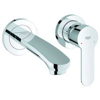 Grohe Eurostyle - C grifo lavabo mural caño 171mm S Ref. 19571002