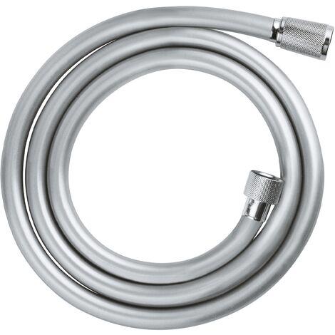 """Grohe flessibile doccia modello Relexaflex 150cm da 1/2"""" cromo satinato per vasca box doccia"""