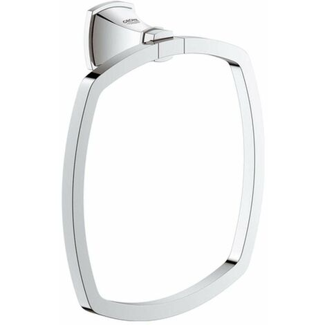 Grohe Grandera anneau porte-serviettes, Coloris: chrome - 40630000
