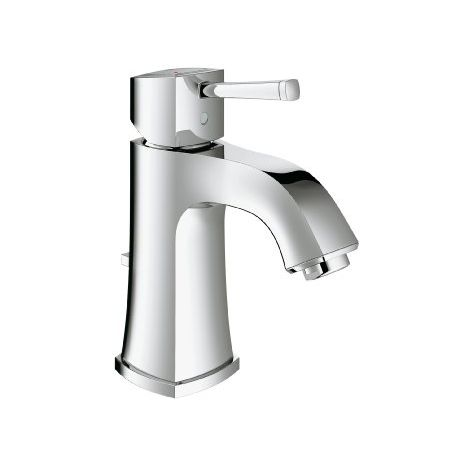 Grohe Grandera single-lever basin mixer DN 15, M-size, without pop-up waste