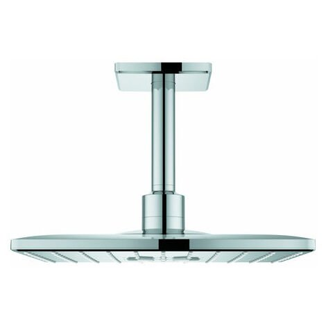 Grohe Grohe Kopfbrauseset Rainshower 310 Smartactive Cube 26481