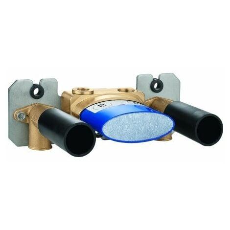 Grohe Grohe SmartControl cuerpo empotrado empotrado para combinación de superficie de termostato y empotrado - 26449000