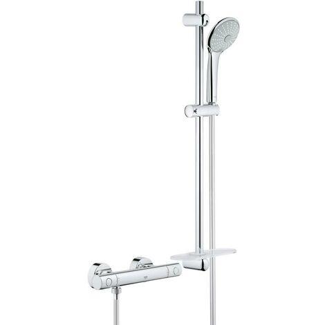 Grohe Grohtherm 1000 Cosmopolitan Termostato de ducha 600mm - 34286002