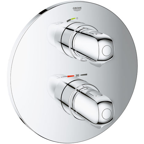 Grohe Grohtherm 1000 mitigeur thermostatique douche, 1 consommateur - 19984000