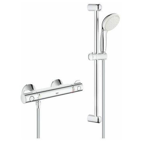 """Grohe Grohtherm 800 - Conjunto de ducha con termostato de ducha 1/2\"""" (Ref. 34565001)"""