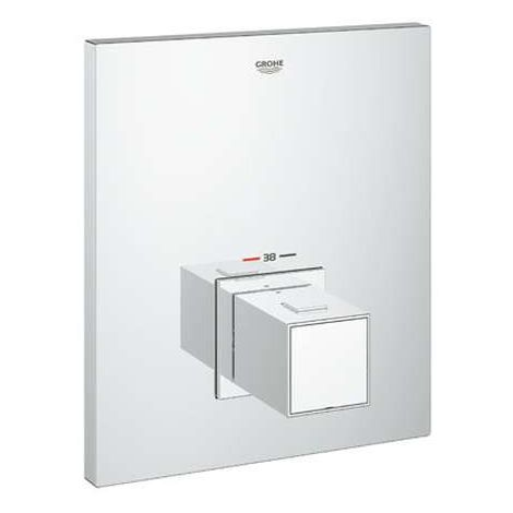 Grohe Grohtherm Cube Thermostat Zentralbatterie Unterputz