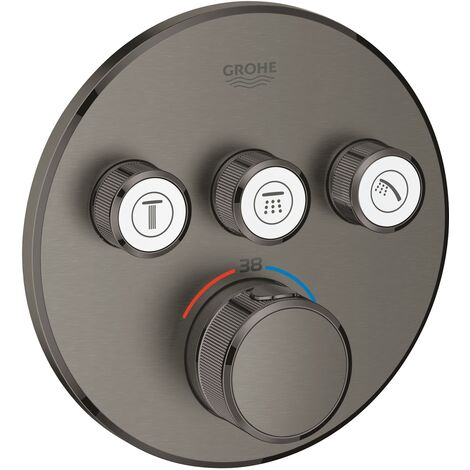 """main image of """"Grohe Grohtherm SmartControl Thermostat for concealed installation with 3 valves (29121AL0)"""""""