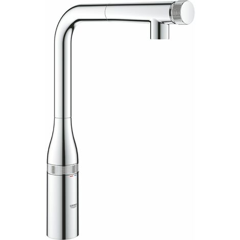 GROHE Küchenarmatur Essence Smart Control 31615000 druckfest, chrom