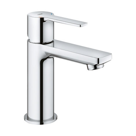 Grohe Linear single lever basin mixer, XS-Size, without pop-up waste