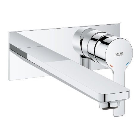 Grohe Lineare 2-hole basin mixer L-Size
