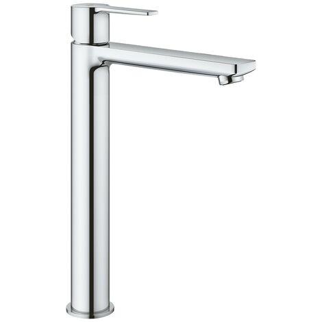 Grohe Lineare Mitigeur monocommande XL pour lavabo 23405001 | Chromè