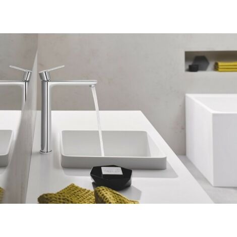 Grohe Lineare New Mitigeur monocommande 1/2' Lavabo Taille XL (23405DC1)