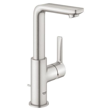 "Grohe Lineare New Mitigeur monocommande pour lavabo, 1/2"" Taille L (23296DC1)"
