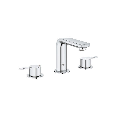 "Grohe Lineare Three-hole basin mixer 1/2"" M-Size"