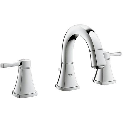 Grohe Mélangeur lavabo 3 trous Grandera, DN 15, Coloris: chrome - 20417000