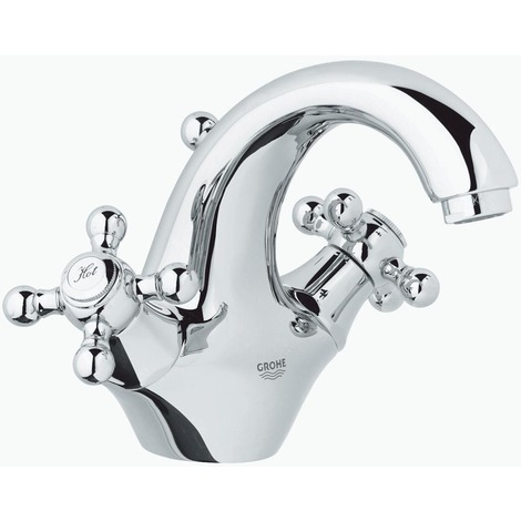 GROHE Mélangeur Lavabo Sinfonia (21012000)
