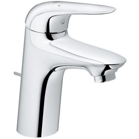 Grohe Mezclador Monomando de lavabo 1/2″ Tamaño S Eurostyle 23707003 | cromado brillante